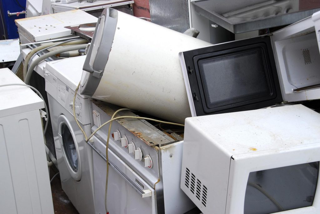professional appliance removal services